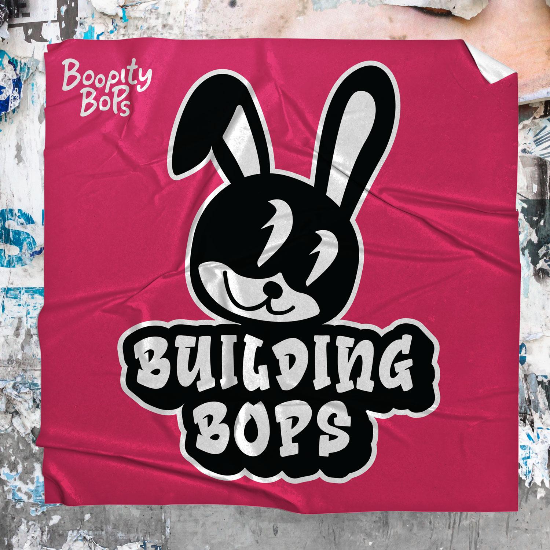 Boopity Bops - Building Bops album cover artwork